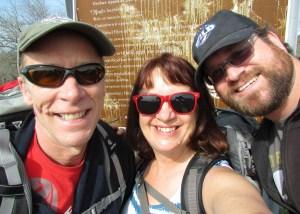 At the Trailhead . . .