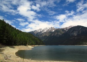 Green Point on Ross Lake