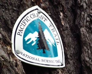 Pacific Crest Trail . . .