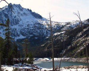 Upper Snow Lake