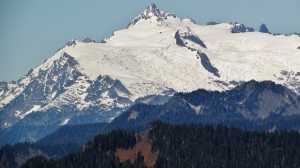 Mount Shuksan from Sauk Mountain
