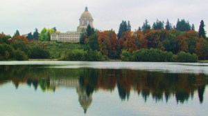 Our State Capitol buildings . . .